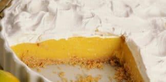torta limone meringata