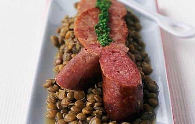 cotechino lenticchie