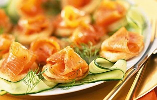 8 antipasti estivi veloci ricette in 30 minuti for Ricette veloci pesce