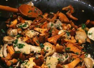 finferli aglio olio
