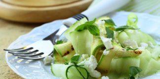 insalata zucchine