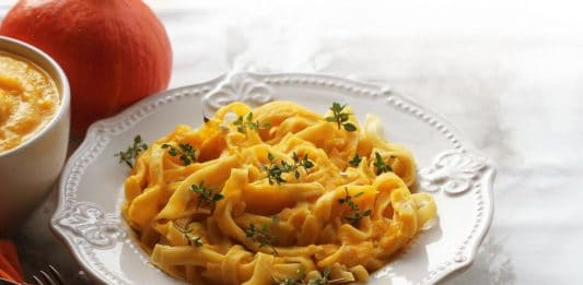 ricette pasta veloce autunnali