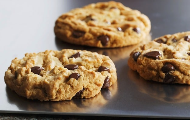 Cookies Americani La Ricetta Originale Ricette In 30 Minuti