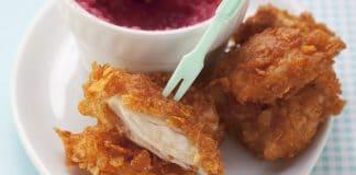 crocchette pollo avena paprika