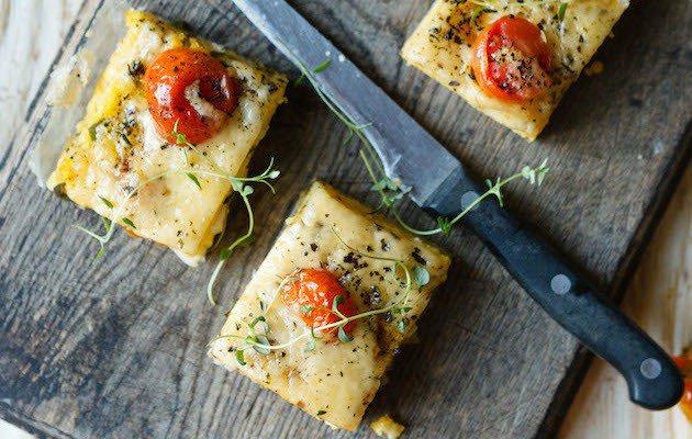 crostini polenta ricetta