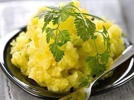 purè di patate senza burro