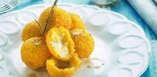 crocchette mascarpone gorgonzola