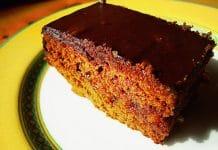 torta veloce cacao