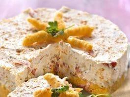 Cheesecake salato veloce