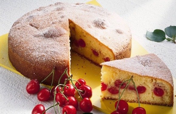 torta leggera e soffice
