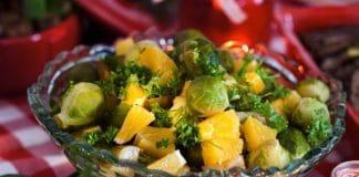 cavoletti insalata con arance