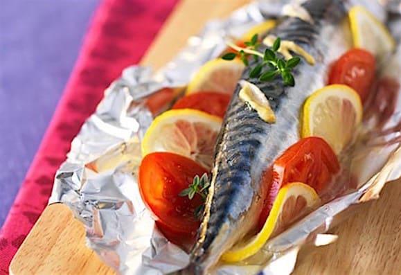 Sgombro idee per una cena di pesce a capodanno ricette in 30 minuti - Cucinare lo sgombro al forno ...