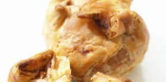 Fagottini-sfoglia e castagne-lesse
