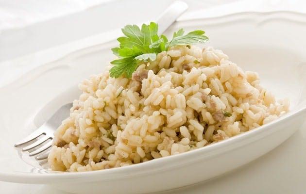 risotto-in-bianco-con-salsiccia