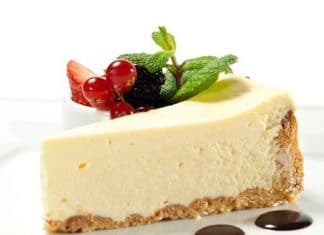 torta fredda allo yogurt video ricetta