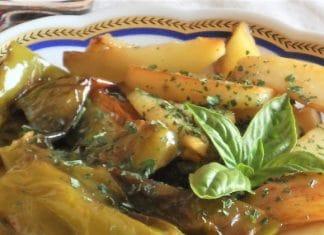 Friggitelli e patate ricetta