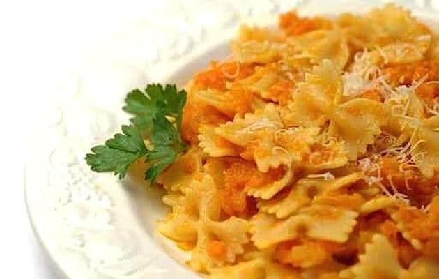 Ricette-settembre-pasta-zucca-gialla-mascarpone