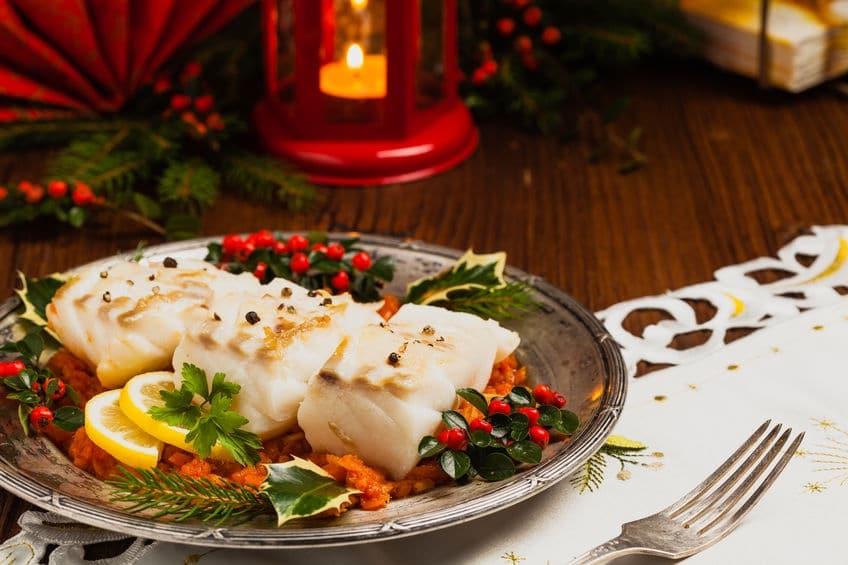 Ricette Natale Merluzzo al forno