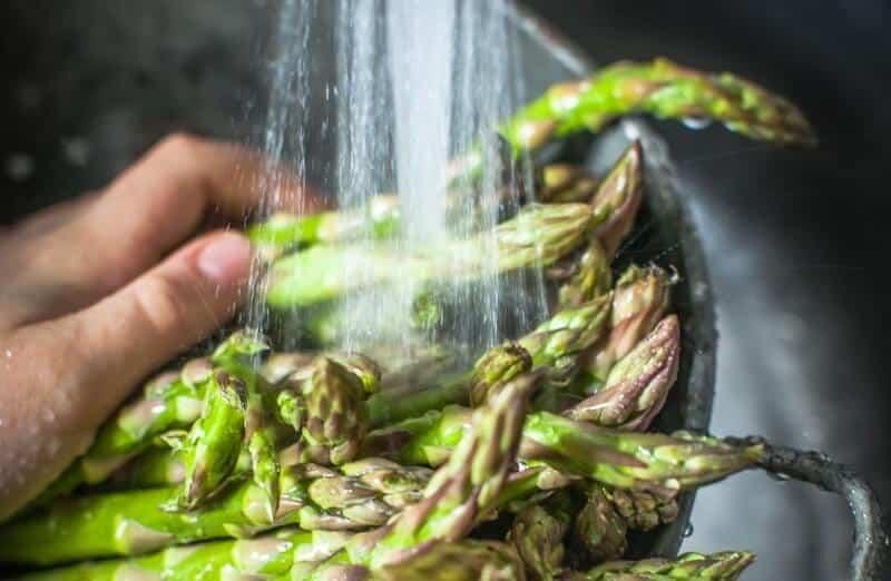 come pulire asparagi asparagi